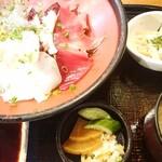 黒潮 - 料理写真:海鮮丼