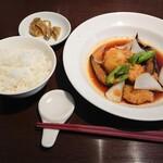 Chuugokusenkashanrin - ランチセット 1,320円