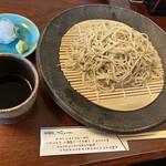しゅばく - 盛り蕎麦大盛り(+¥470)
