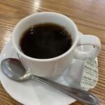 中華飯店萬龍軒 - 食後のコーヒー