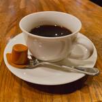 ホームズパスタ - 食後のコーヒーもセット