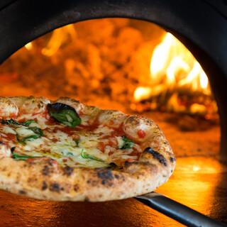 イタリア産チーズ使用◎シンプルだからこそおいしいマルゲリータ