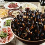 原価無視の創作イタリアン PAPAS -