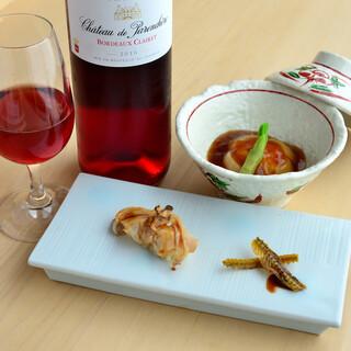 『寿司×ワイン』が奏でるマリアージュ