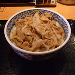 吉野家 - 「豚丼」です。