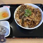 吉野家 - 超特盛丼(798円)
