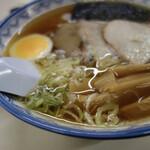 132110097 - クラッシックな見え感に癒される「千秋麺(700円)」