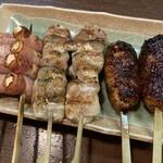 炭火焼 とり忠 - 料理写真: