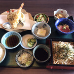 そのべ和風料理 - 料理写真:そのべランチ(1000円)