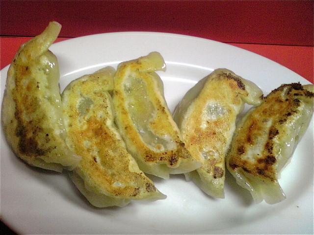 中華料理 豊龍 - 餃子¥550