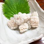 大衆酒場寿海本店 - ハモ