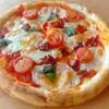 プレストンカフェ - 料理写真:マルゲリータ Mサイズ 1080円