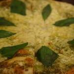 ペッシェ - ジェノベーゼのピザ