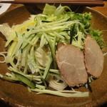 13213598 - 本格つけ麺(普通盛)