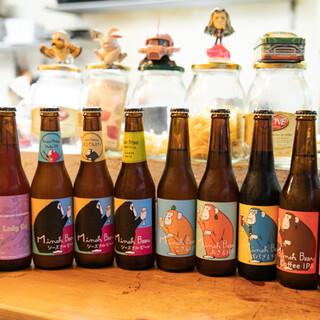 大阪・箕面のレアなクラフトビールを厳選*もちろんワインも◎