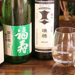 欧風居酒屋 TAKUMI - 日本酒