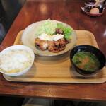 YAMAGATA おさけとおりょうり DAEDOKO - さくらんぼ鷄南蛮 1180円
