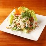 ラプガイ(タイ風鶏肉サラダ)