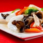 中華居酒屋 香香 - 海三鮮炒め