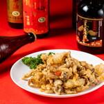 中華居酒屋 香香 - キノコの唐揚げ