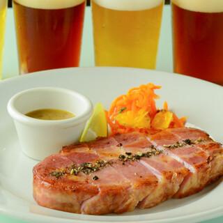 珍しい樽生の鎌倉ビール、ぜひ飲んでいただきたい一杯!
