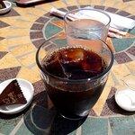 ニューヨークランプ&ティファニーミュージアム別館 - アイスコーヒー