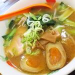 京華 - 味噌麺