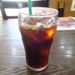 京華 - いただいたアイスコーヒー