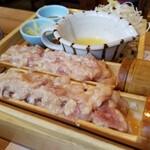 宮崎県日南市 塚田農場 - 料理写真: