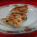 赤春園 - 焼き餃子