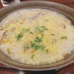ガスト - 海老ときのこの雑炊