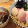 中華そば きなり - 料理写真:淡麗醤油つけそば¥900