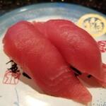 金沢まいもん寿司 - 本まぐろ赤身。