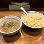 めいげんそ - 料理写真:塩つけ麺(820円)
