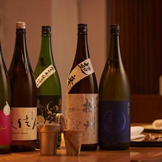 いまここメンバーが贈る厳選の日本酒