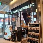 ブッチャー・リパブリック 仙台 シカゴピザ & ビア - 入口