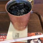 上島珈琲店 - アイスコーヒー(R) 451円