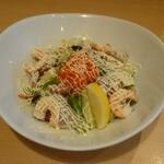 湯田 - 海鮮サラダ