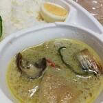 ラープタイ - ゲーンキョーワン弁当¥500