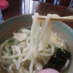 道草 - 自家製手打ち麺