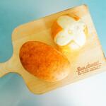 トリコ - 料理写真:シャバタ トマトとレモンクリームチーズ