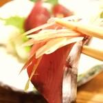堀川 - カツオ刺身