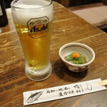 堀川 - まずはおビール