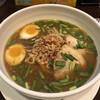 台湾ラーメン 味世 - 料理写真:台湾ラーメン チャーシュー味玉のせ:1250円