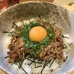 焼鳥バコン - ユッケ丼