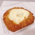 ハート ブレッド アンティーク - 料理写真:クリームチーズデニッシュ