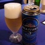 アロヒディン - ロシアビール・バルチカの3番
