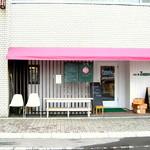 13219951 - 店舗入口(西向き)