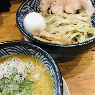 極麺 青二犀 - 料理写真:にぼししおつけ麺
