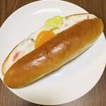 南龍堂 - 料理写真:ポテトサラダサンド   ¥216なり